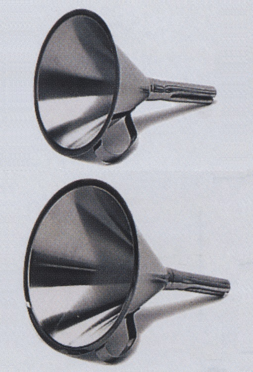 Laboratory Aids, Porcelain and Glass Buchner Funnels, Glass