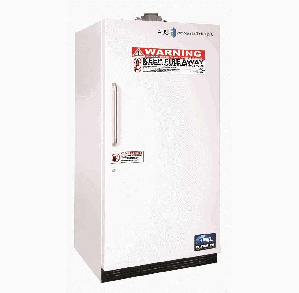 Refrigerators And Freezers Abs Max30 Flammable Proof And